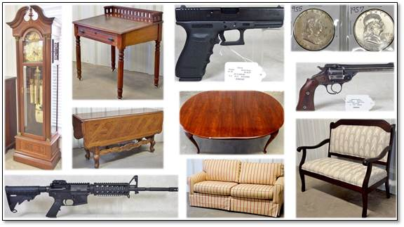 Spectacular November Auction!